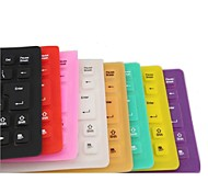 Ufound 85 Keys Slim Usb Soft Foldable Keyboard Waterproof Silica Gel Silent