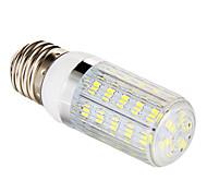 e27e14 / g9 7w 36x5730smd 700lm cálida luz blanca / blanca llevado bulbo del maíz (220-240v)