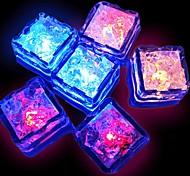 LED Light Touch Flash RGB Lce Cubes (12PCS)