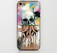 Skull Octopus Pattern hard Case for iPhone 6
