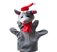 Christmas Mice Large-sized Hand Puppets Toys