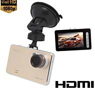 """1920 * 1080p voiture FullHD cam DVR, la surveillance de stationnement, t161 or Novatek 96220 enregistrement de voiture, écran LCD 2,7 """"+ vision"""