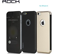 ROCK The New Stealth Full-Screen Window Case Ultra-Thin Window Holster Following From The iPhone 6 4.7(Assorted Colors)