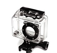 Outdoor Sports Camera Protective Case Housing Side Opening For GoPro HD HERO2