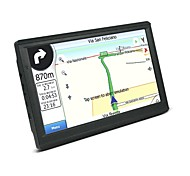 7 inch LCD Touch Screen 800x480 Windows CE 6.0 800MHz CPU FM MP3 MP4 128M RAM Map Car  GPS Navigation