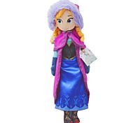 Frozen Plush Toys Cute 40CM Princess Anna Plush Dolls Brinquedos Kids Christmas Gift For Girls