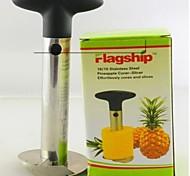 Pineapple Corer Slicer Cutter Peeler ,Stainless Steel Kitchen 18*9*9cm