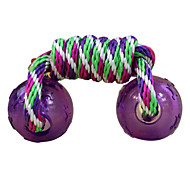Dog Toy Molar Neps Purple Biting Ball