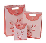 Lureme Fashion New Style Stereoscopic Water Lily  Pattern Gift Bag(1 Pc)