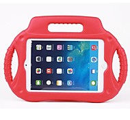 Shockproof Radio Design Child Kids EVA Foam Handle Cover  Stand for iPad Mini1 2(Assorted Colors)