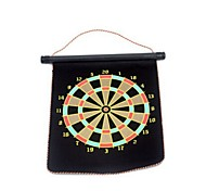 14inch Safety Magnet Dart Board Double Target Home Fitness Equipment