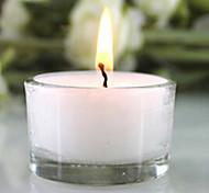 8 horas com duração de caramelo vela de parafina de petróleo, anti-bactérias, promovendo-estro, purificação e pacificating