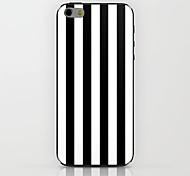 Vertical Stripes Pattern hard Case for iPhone 6