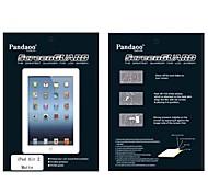 mate pandaoo protector de pantalla transparente con paño de limpieza para ipad 2 de aire