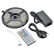 z®zdm waterdichte 5m 36W 150x5050 smd rgb licht led strip licht kits (DC 12V)