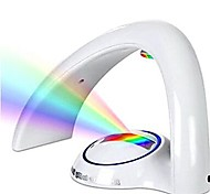 Coway Girlfriend Novel In Particular Small Gifts Romantic Rainbow Lamp