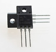 E13005 13005  TO-220 NPN Silicon Power Transistor(5PCS)