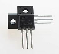 e13005 13005 transistor de puissance npn au silicium à 220 (5pcs)