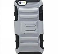 Belt Clip Car Lines Case for iPhone 6  Plus (Assorted Colors)