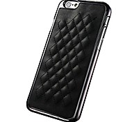Sheep Grain Plastic Back Case for iPhone 6 4.7 inch Assorted Colors