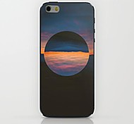 Sunset Ocean View Pattern hard Case for iPhone 6