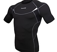 Santic Men's 82%Elastano 18%Spandex Anti-Microbial Short Cycling Sports underwear