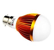 Zhishunjia B22 12 W 24 SMD 5630 1000 lm LM Natural White Globe Bulbs AC 85-265 V