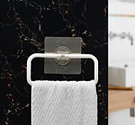 forma oblonga rack de toalha de banho