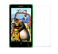 dengpin® высокой четкости (HD) ясно невидимый Защитная пленка для Nokia X2