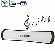 Portable Bluetooth V2.1 + EDR  Super Bass Speaker / TF MP3 / AUX / Handsfree
