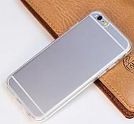 Transparent TPU Soft Case for iPhone 6S/6 Plus