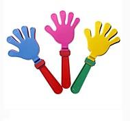 хлопать для детских игрушек ура реквизита (случайный цвет)