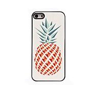 Pineapple Design Aluminium Hard Case for iPhone 5