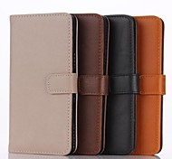 4.6 Inch Luxury Pattern Wallet Leather Case for Sony Xperia Z3 Compact(M55W)(Assorted Colors)