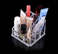 Transparent Crystal Dresser Cosmetic Storage Box