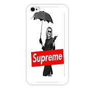 superme modello posteriore Case for iPhone 4 / 4s
