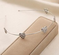 Z&X®  Korean Version Contracted Heart Shape Hair Band