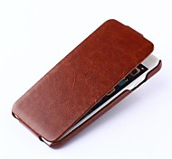 Crazy Horse Leather Cases Flip Open Cover Up to Drown for iPhone 6(Assorted Colors)