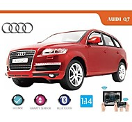 i-control licentie bluetooth Audi Q7 voor iphone, ipad en android is630