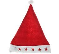Natale santa cappello con led