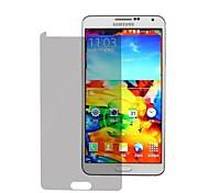 Anti-Spy 0,3mm gehärtetes Glas Front-Screen Protector mit Reinigungstuch für Samsung Galaxy Hinweis3