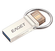 Eaget v90 32GB USB3.0 OTG Flash Drive Pen Drive Metal