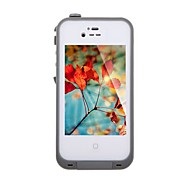 Waterproof Shockproof Dirt Proof Durable Case Cover for Apple iPhone 4/4S(Assorted Color)