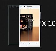 (10 pezzi) ad alta definizione protezione dello schermo per Huawei g6