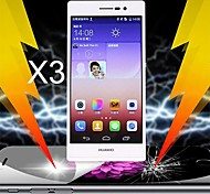 Ultimate Shock Absorption Screen Protector for Huawei P7 (3 PCS)