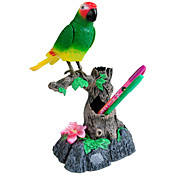 Voice-Control Parrot Singing Pen Holder Tree Branch Toys