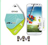 Use Japan PET Nano Material Curved Screen Protector Film for Samsung Galaxy S4 i9500 (IMMI)