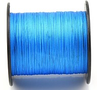 Abrasion Resistant Fishing Line 0.32mm (200m long, 22.6kg, Blue)