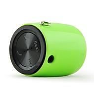 hiphophippo ™ tambores mini alto-falante Bluetooth com controle de telefone celular Carema