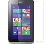 """Dengpin High Definition (HD) Clear Invisible LCD Screen Protector Guard Film for Acer Iconia W4-820 8"""" Inch Tablet"""